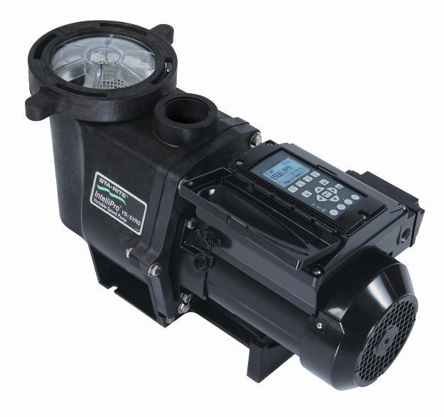 Pentair starite variable speed pumps horizon pool for Variable speed pool motors